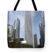 Bp Bridge View Tote Bag