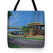 Bradford Beach House Tote Bag