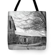 Bradford County Road Tote Bag