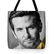 Bradley Cooper Collection Tote Bag