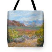 Bradshaws, West Of Phoenix Tote Bag
