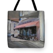 Brady Street - Peter Scortino Bakery Layered Tote Bag
