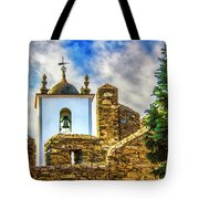 Braganca Bell Tower Tote Bag