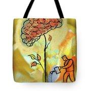 Brain Care Tote Bag