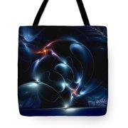 Brain Dancing Tote Bag