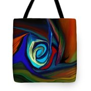 Brain Storm Tote Bag