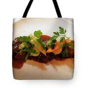 Braised Beef With Vegetables Tote Bag