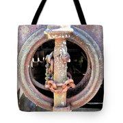 Brake Chain Tote Bag