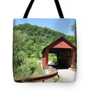 Braley Covered Bridge Tote Bag