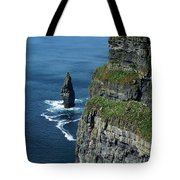 Brananmore Cliffs Of Moher Ireland Tote Bag