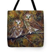Branch Buddies Tote Bag
