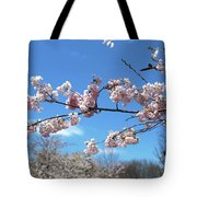Branch Of Blossoms Tote Bag
