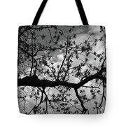 Branch Patterns Tote Bag