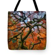 Branching Out In Autumn Tote Bag