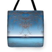 Branching Outward Tote Bag