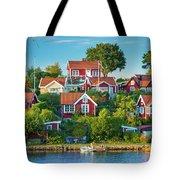 Brandaholm Cottages Tote Bag