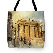 Brandenburg Gate Tote Bag