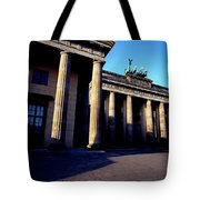 Brandenburger Tor / Gate Berlin Germany Tote Bag