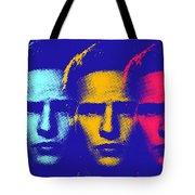 Brando Triple  Tote Bag