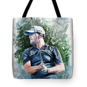 Branden Grace Watercolor Tote Bag