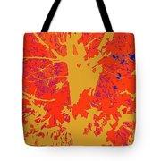 Brandywine  Maple Fall Colors 4 Tote Bag