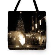 Branson Landing Christmas  Tote Bag