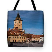 Brasov Council Square Tote Bag