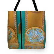 Brass Is Green Tote Bag