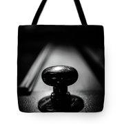 Brass Knob Tote Bag