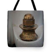 Brass Nut Tote Bag