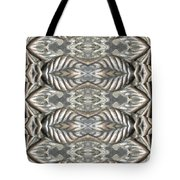 Brass Rose Pillar Tote Bag