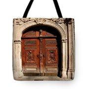 Bratislava Doors Tote Bag
