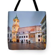 bratislava 'III Tote Bag