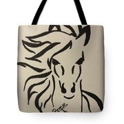 Brave And Free Tote Bag