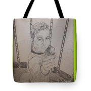 Brave Kirk Tote Bag