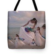 Brave New World Dimensions Custom Sample Tote Bag