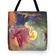 Brave The Unknown Tote Bag