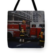 Bravest Of The Brave Tote Bag