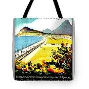 Bray, Ireland, Coast, Scenery Tote Bag