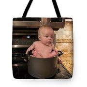 Braydon Soup Tote Bag