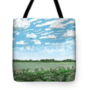 Brazoria County Field Tote Bag