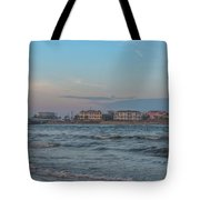 Breach Inlet Water Scape Tote Bag