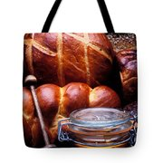 Bread And Honey Tote Bag
