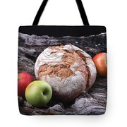 Bread Landscape Tote Bag