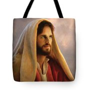 Bread Of Life Tote Bag by Greg Olsen
