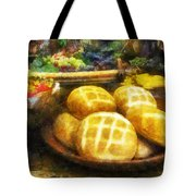 Bread Table Tote Bag
