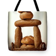 Bread Tower Tote Bag