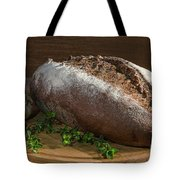 Bread With Spice Tote Bag