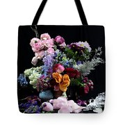 Break Into Blossom Tote Bag
