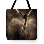 Break Into Dreams Tote Bag